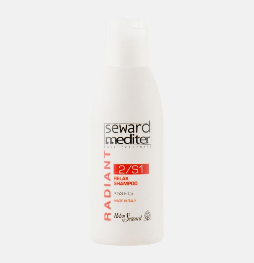 Relax SHAMPOO radiant 2-S1-75ml